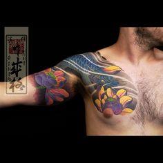 Shige #tattoo #tattoos #tattooed #ink #inked #pain #forever #skin #tatuaje