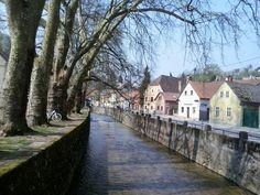 Samobor,Croatia, small town near Zagreb - place for outings for Zagreb people