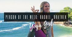 Rachel Braten, bekannt als Yoga Girl, hat die Wellness-Welt von Instagram erobert ► Hier erfährst du mehr über den Influencer aus Schweden!