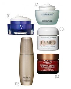 Summer calls for featherlight day creams...and these are a few of our top picks. (212 872 8819)