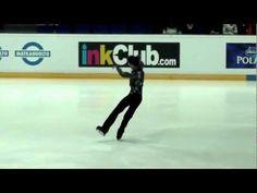 Finlandia trophy 2012  Yuzuru HANYU SP +kiss