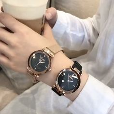 Wrist Watches for Men - Get the Perfect Gift - Find the Best Watch Elegant Watches, Beautiful Watches, Cool Watches, Watches For Men, Stylish Watches For Girls, Simple Watches, Unique Watches, Ladies Watches, Cheap Watches