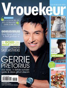 21 Oktober 2016 - Gerrie Pretorius Korslose Melktert, Amazing Cakes, 21st, October, Digital, Latest Issue, Magazines, Products, Journals