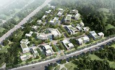 临安高新技术产业园--项目展示--GOA(大象设计)