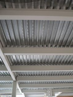 Steel Structure Buildings, Metal Structure, Icf Home, Roof Truss Design, Metal Deck, Building Foundation, Steel Trusses, Steel Frame House, Building Stairs