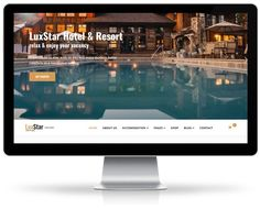 Hotel & Resort Booking Joomla Template is based on Helix Framework and SP Page Builder PRO as builder, Layer Slider and for ecommerce LuxStar Hotel Joomla Templates, Wordpress Template, Wordpress Theme, Hotel Motel, Drupal, Ecommerce, This Is Us, Relax