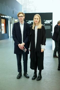 On the grounds of Frieze London. [Photo by Marcus Dawes]