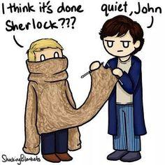 John & Sherlock