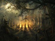La mystérieuse nuit d'Halloween - Ma Plume fée dans Paris