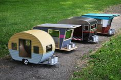Pet Campers - Adorable Dog Houses - Country Living