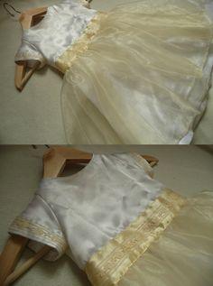 Daughter wedding dress (1 year)