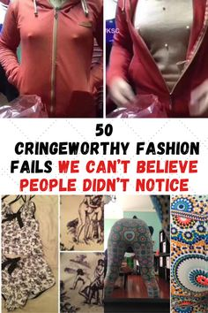 50 cringeworthy fashion fails we can't believe people didn't notice Clothes Shops Uk, Diy Clothes, Girl Life Hacks, Girls Life, Smart Casual Menswear, Wanting A Baby, Bridal Nail Art, Bear Wallpaper, Brand Book
