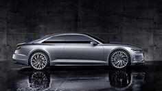 Audi Prologue concept: it's the new A9! - BBC Top Gear