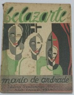 Belazarte De Mario De Andrade - 1ª Edição - R$ 450,00 no MercadoLivre
