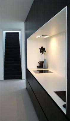 How To Incorporate Contemporary Style Kitchen Designs In Your Home Luxury Kitchen Design, Kitchen Room Design, Home Decor Kitchen, Modern Interior Design, Interior Design Living Room, Room Interior, Kitchen Ideas, Design Rustique, Küchen Design