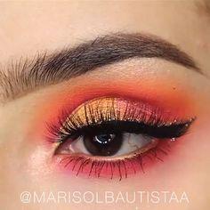 5 Eye Makeup Videos from Marisol Bautista - EYE Makeup Makeup 101, Glowy Makeup, Makeup Goals, Makeup Inspo, Eyeshadow Makeup, Makeup Cosmetics, Makeup Inspiration, Beautiful Eye Makeup, Cute Makeup