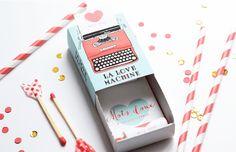 Cadeau fête des mères à fabriquer n°9 : La boîte à mots doux