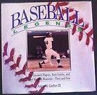 Baseball Legends Book - Baseball, Book, Legends