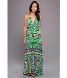 Hale Bob Dreams In Color Maxi Dress