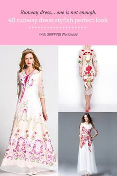 """Embroidered long dress the best part of the day. - Special 10%off Coupon Code """"pins""""  - For hot Women #Women Dress #Summer Dress #Runway fashion #party Dress #Product"""
