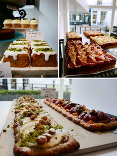 Baked goods from Ottolenghi