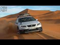 NEWCARNET - SEAT has been putting the durability of its new Leon X-Perience to the test, across the extreme terrain of the Sahara desert. Travelling hundreds. Oversized Chair And Ottoman, Outdoor Dining Chair Cushions, Butterfly Chair, Car Videos, Challenges, Vehicles, Herman Miller, Side Chairs, Comfy