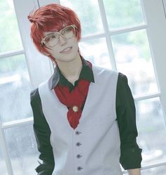 Immagine di cosplay and mystic messenger