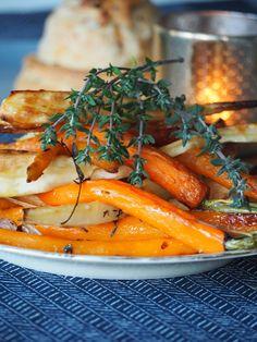 Perfecte bijgerecht: Pastinaak en wortels uit de oven.