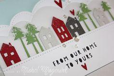 Holiday card.   Nicole Magouirk.