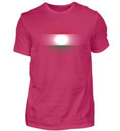 Heimatliebe heimat sonne schein flagge stolz Ungarn T-Shirt Holland, Basic Shirts, Shirt Dress, Mens Tops, Fashion, Flag, Proud Of You, Sun, Cotton