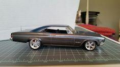 '65 Impala scale model