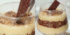 Mousse de Bis e leite condensado é uma delícia: passo a passo de receita superfácil