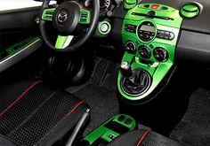 Jeep Accessory - Sherwood Jeep Wrangler True Colors Dash Kit/ PINK