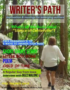 Writer's Path/PremierIssue/cmyrtisgarcia - Pinned from @Glossi, a free digital magazine creation platform