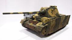 1/35 Panzer IV Schmalturm