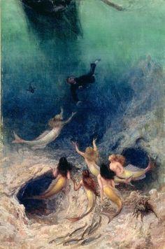 arthur prince spear | Les albums de Céline E.: Le chant des sirènes - Opus 6