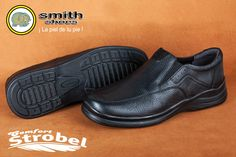Confort Ref. Men Dress, Dress Shoes, Color Negra, Derby, Oxford Shoes, Lace Up, Fashion, Smooth Leather, Men's Footwear