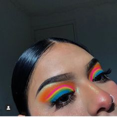 folllow slaymyglo for more poppin pins💙🖤 Brows, Eyeliner, Lashes, Makeup Is Life, Makeup Looks, Makeup Tips, Eye Makeup, Makeup Ideas, Eyeshadow For Brown Eyes