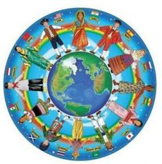 Travel around the world right from the comfort of home with the Children Around the World Floor Puzzle from Melissa & Doug. The create a circle-shaped puzzle that beautifully depicts 12 children representing different world cultures. Cultural Care, Cultural Diversity, Diversity Poster, World Puzzle, Floor Puzzle, Middle School Teachers, Melissa & Doug, Thinking Day, We Are The World