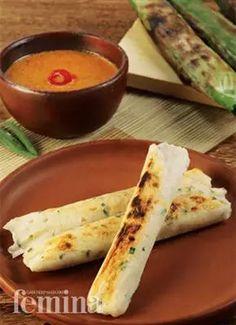 Otak-otak Makassar Indonesian Desserts, Indonesian Cuisine, Asian Desserts, Asian Recipes, Indonesian Recipes, Asian Appetizers, Duck Recipes, Malay Food, Makassar