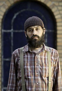 My favorite lyricist and the head of my favorite band - MewithoutYou's Aaron Weiss