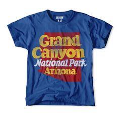 Grand Canyon Nat. Park Kids Tee