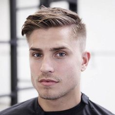 Haircuts for Thin Hair Men #menshairstylesthinning