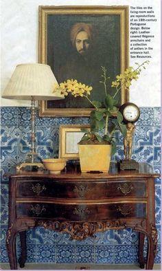 PANTALEON y las decoradoras · Quinta Patiño