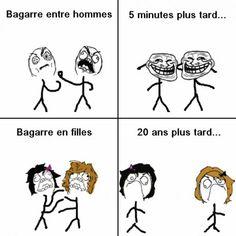 Bagarre!!!