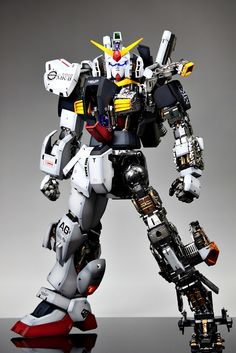 PG 1/60 RX-178 Gundam Mk-II - Painted Build