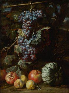brueghel, abraham still life Baroque Painting, Modern Baroque, Modern Art, Grape Painting, Dutch Still Life, Plant Fungus, Dutch Golden Age, Still Life Oil Painting, Abstract