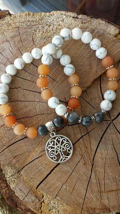 Earthy, Beaded Necklace, Jewelry, Beaded Collar, Jewlery, Pearl Necklace, Jewerly, Schmuck, Beaded Necklaces