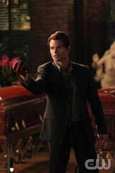 """""""The Ties That Bind""""--Daniel Gillies as Elijah on THE VAMPIRE DIARIES on The CW. Photo: Quantrell D. Colbert/The CW ©2011 THE CW NETWORK. ALL RIGHT RESERVED."""