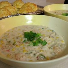 Seafood Chowder - Allrecipes.com